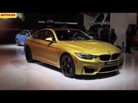Detroit motor show 2014: Ford Mustang, Corvette Stingray, Mercedes C-class, Porsche 911