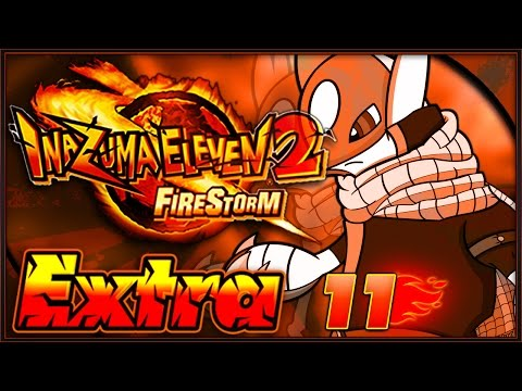 Inazuma Eleven 2 Firestorm EXTRA Episode 13! VS Team Canon! W