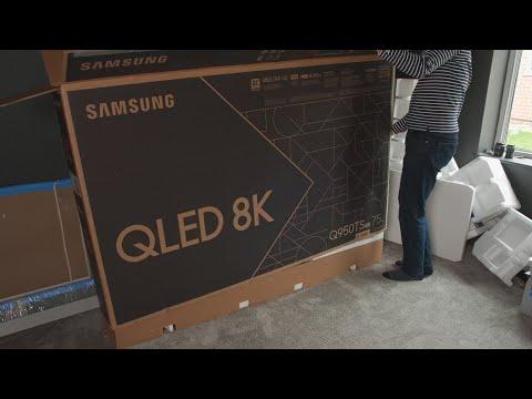 External Review Video r8cyDfipqW4 for Samsung Q950TS QLED 8K TV
