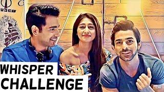 The Whisper Challenge | Rimorav Vlogs