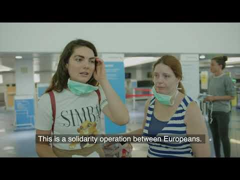 Embajadas europeas ayudan a ciudadanos europeos regresar casa desde Nicaragua en medio del COVID19