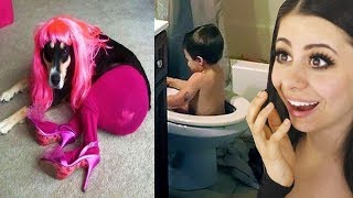 HILARIOUS KIDS who were left HOME ALONE!