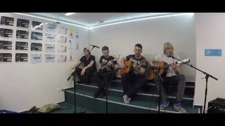 Video Sedembolestný panic Mário - Ploché nohy (acoustic)