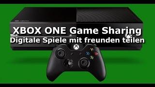 Sharen auf xbox one GERMAN