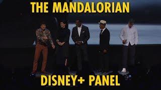 The Mandalorian Disney+ Panel | D23 Expo 2019