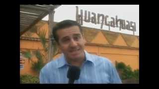preview picture of video 'Reportaje en Huancahuasi Pachacamac   Lurin'