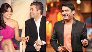 Priyanka & Karan Rock The Latest Koffee Episode  Kapil Invites Baba Ramdev On The Show