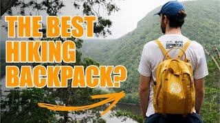 Is The Fjällräven Kånken The Best Backpack for Hiking? (Waterproof test)