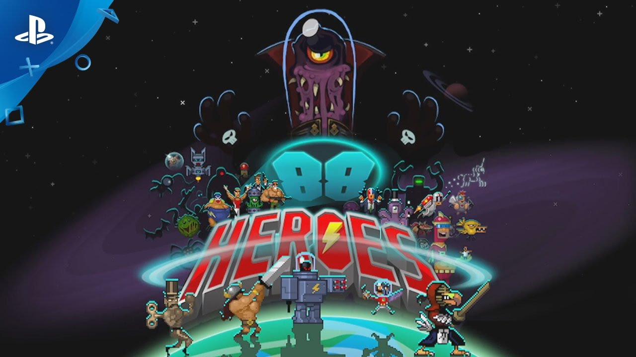 Save the World in 88 Minutes with 88 Heroes, Coming to PS4 on March 24