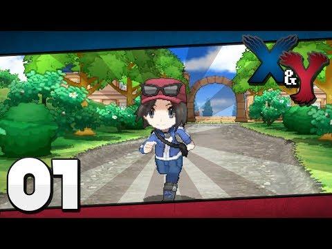 Видео № 1 из игры Pokemon Y [3DS]