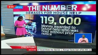 The Number: How much you will have to pay if you fire your house help without prior notice