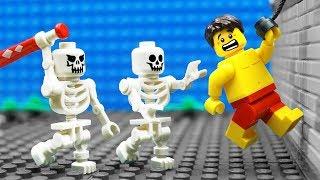 Lego Skeleton Showdown