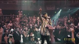 Big Sean Performs Live at E11EVEN MIAMI