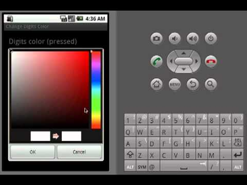 Video of Chic Boutique dialer