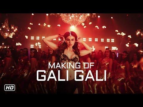 Making of Gali Gali Song | KGF | Neha Kakkar | Mouni Roy | Tanishk Bagchi | Rashmi Virag | T-SERIES