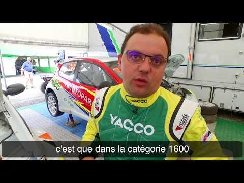 Rallycross 2017 - Les moteurs Olyméca...