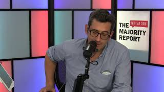 Donald Trump & the Plot to Take Over the Courts w/ Elie Mystal - MR Live - 7/17/19
