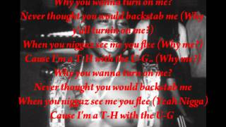 Tupac - Why U turn on me w/ Lyrics