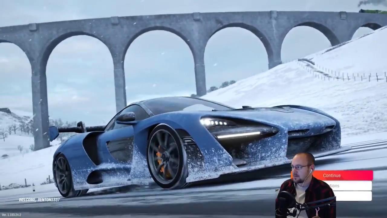 [Random Stream] Forza Horizon 4 – Die Testfahrt