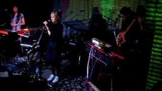 10th Floor Ghost Girl ♫ Cibo Matto Live @ The Boot & Saddle, Philadelphia PA 2-11-14