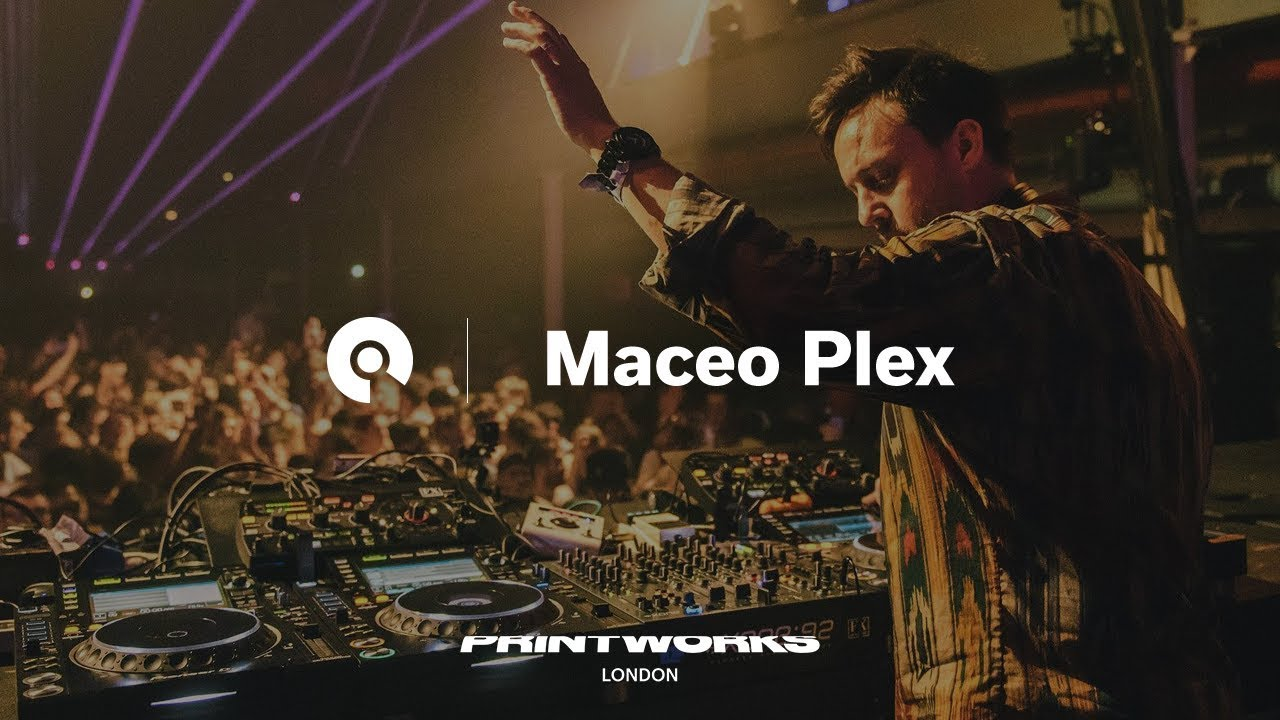 Maceo Plex - Live @ Printworks Issue 002 Opening 2017