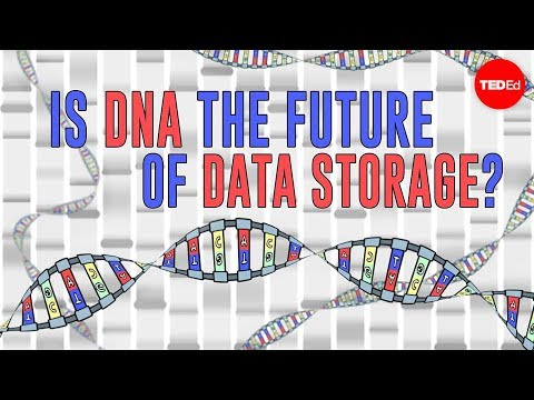 Is DNA the future of data storage? – Leo Bear-McGuinness