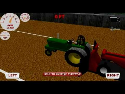 Video of Tractor Pulling