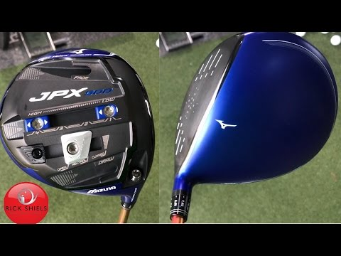 NEW MIZUNO JPX900 DRIVER REVIEW