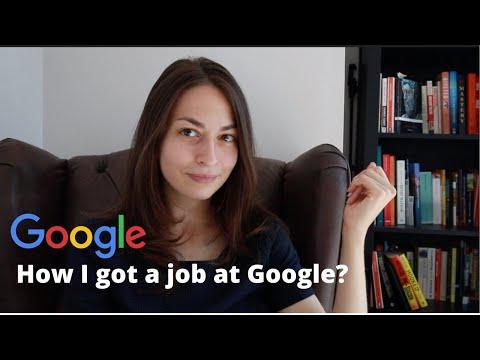 , title : 'How I Got a Job at Google (Business & Marketing)