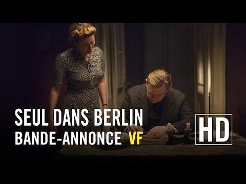 Seul dans Berlin - Bande-annonce officielle VF