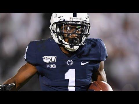 HOLLYWOOD BROWN 2.0 ⭐ KJ Hamler Penn State Highlights