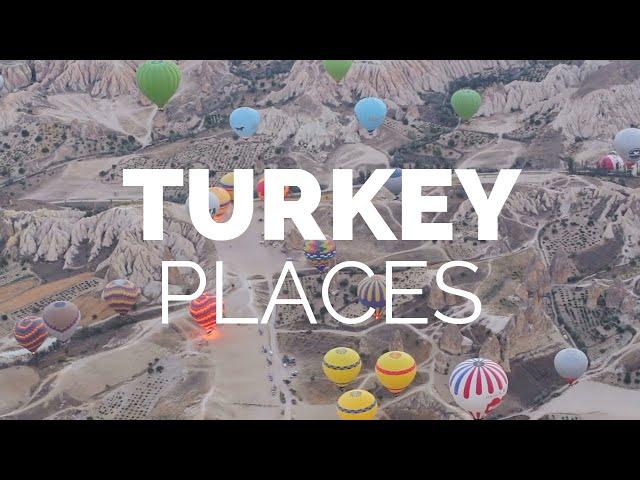 Video Pronunciation of Turkey in English