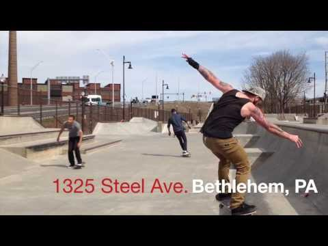 Live Like a Local: Lehigh Valley Skate Parks