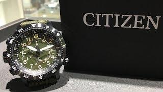 Citizen Eco-Drive Promaster | Review | BN4045-12X | Olfert&Co