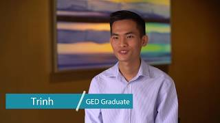 Trinh GED Resume
