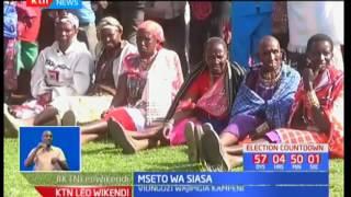 Juhudi za Lenny Kivuti kuwania Usenta umepigwa jeki na wazee wa Embu