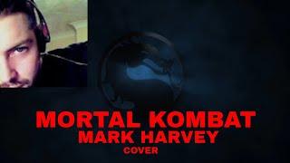 MORTAL KOMBAT Theme X. (epic orchestral cover)