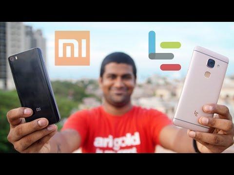 Xiaomi Mi 5 vs LeEco Le Max 2 Camera Comparison!