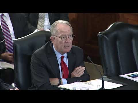 Video: Senate hearing on rural hospitals