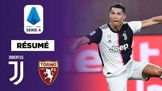 Dans un match où Cristiano Ronaldo a marqué son premier but sur coup franc avec la Vieille Dame, la Juventus a écrasé le Torino (4-1) dans le derby de Turin.
