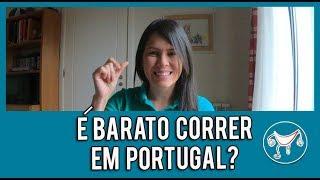 É barato correr em Portugal?