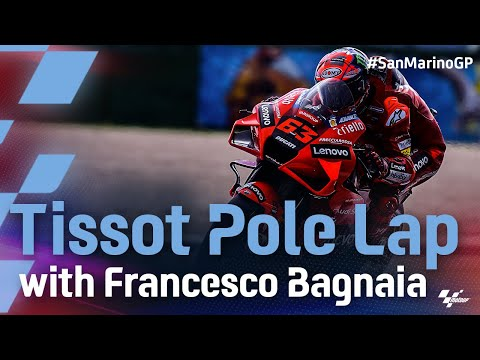 MotoGP 2021 第14戦サンマリノ フランセスコ・バニャイア ポール・ポジションオンボード映像