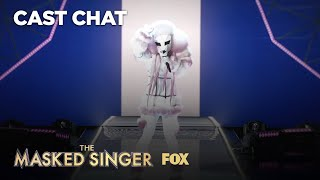 You Won't Believe Who's Under The Poodle Mask! | Season 1 Ep. 4 | THE MASKED SINGER