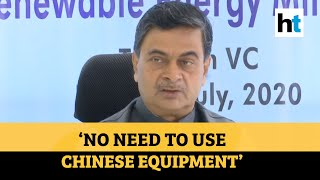 Buy Indian: Power Minister RK Singh urges states to not use Chinese equipment - Download this Video in MP3, M4A, WEBM, MP4, 3GP