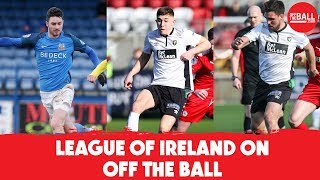 League of Ireland up North - Gavin Peers, Eoin Wearen, Joe Gorman