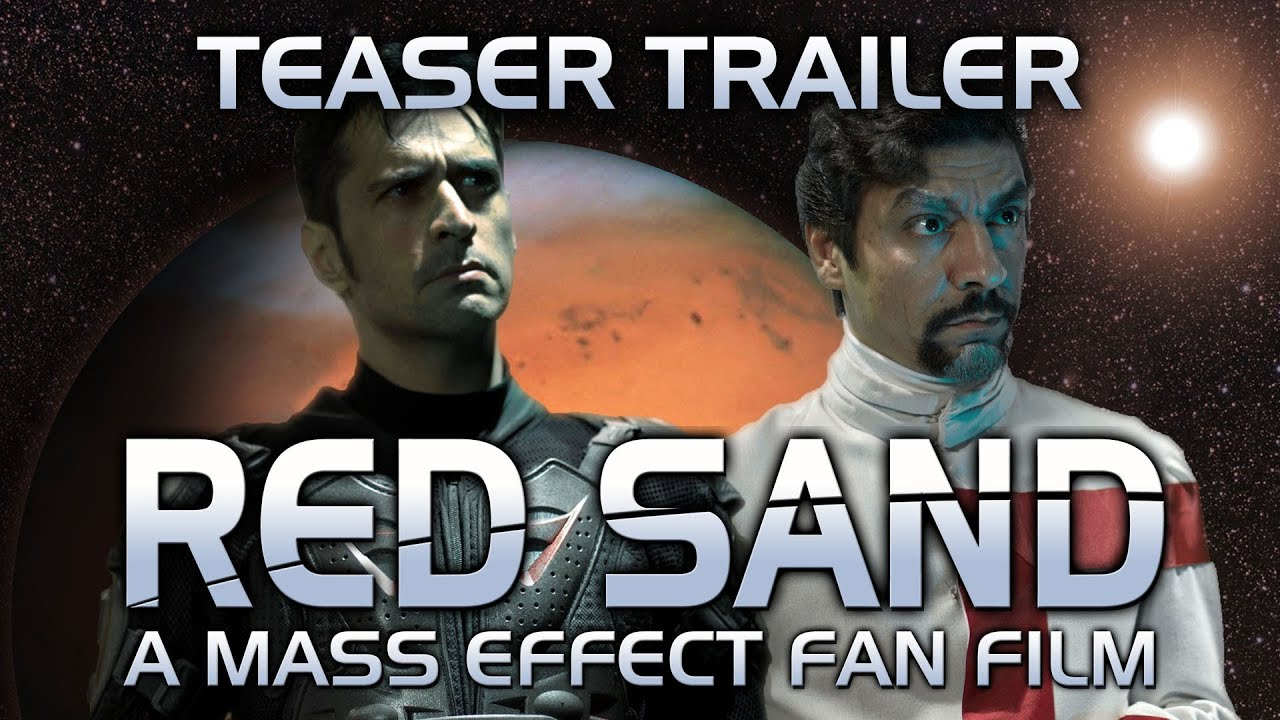 This Mass Effect Movie Actually Stars The Real Commander Shepard