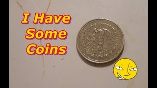 Showing You Some Coins