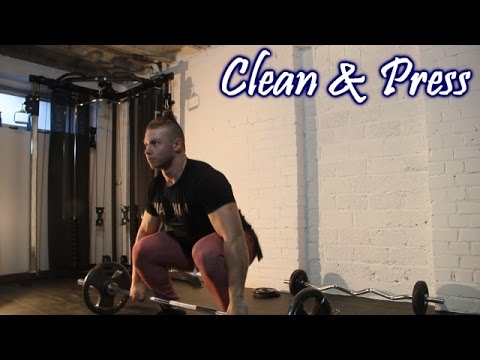 How To Do The Clean & Press - Tutorial