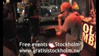 Swollen Members - Bring It Home, Live at Lilla Hotellbaren, Stockholm 12(15)