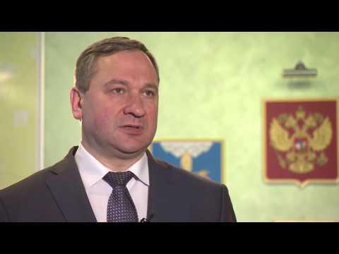 Новогоднее поздравление главы города Пскова